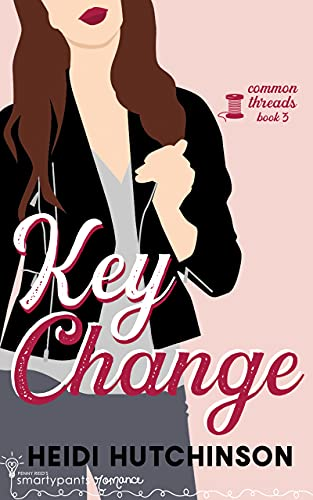 Key Change Book Cover